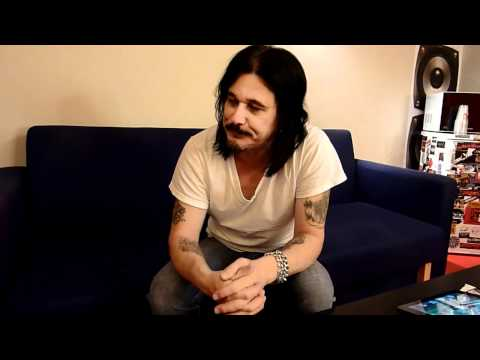 Gilby Clarke Interview reportage - (L'Empreinte, Savigny Le Temple - FRANCE) 11/02/2012