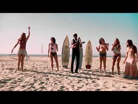 JACK TRACY CALIFORNIA BEACHES (OFFICIAL VIDEO)