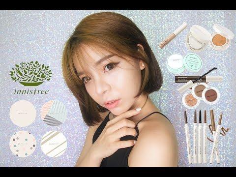 One Brand Makeup Tutorial INNISFREE (Eng& Bahasa Sub) | Erna Limdaugh