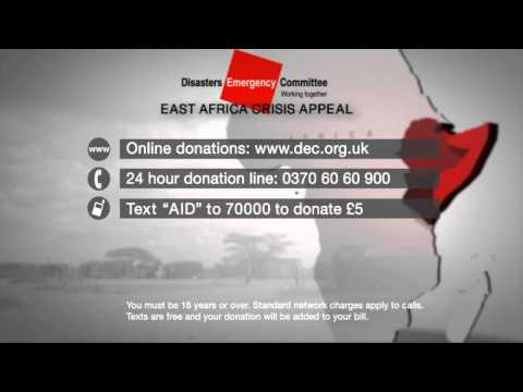 DEC launches Africa appeal