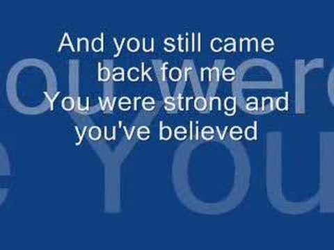 Yellowcard  Believe