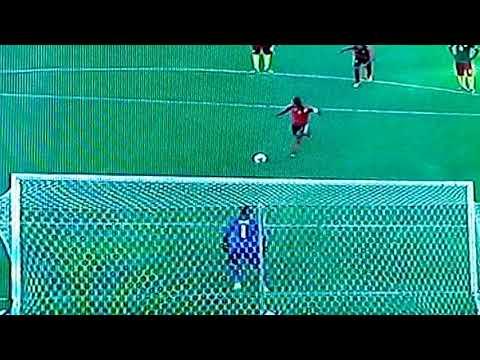 Angola 1 vs Cameroon 0 (CHAN 2018)