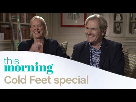 The Cold Feet Cast Talk The 's Return  This Morning