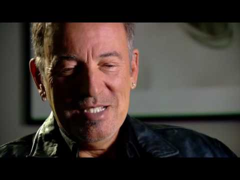 Bruce Springsteen´s exclusive Interview for ARD German Television   20 10 2016   Complete Version