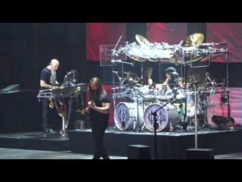Dream Theater - The Colonel/The Dark Eternal Night, live at Tüskecsarnok Budapest, 10 May 2017