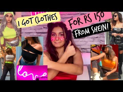 I Got Clothes For ₹150 From Shein | Upaasana Lamba