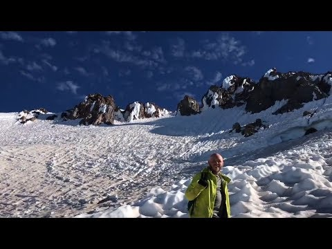 Mt. Hood Summer Summit Via Hogsback/The Pearly Gates July 25, 2018