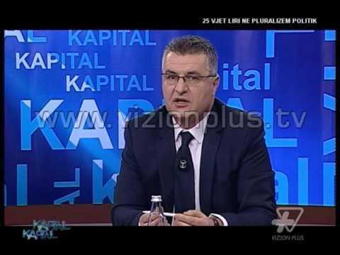 Kapital - 25 VJET liri ne pluralizem politik | Pj. 1 - 11 Dhjetor 2015 - Talk show - Vizion Plus
