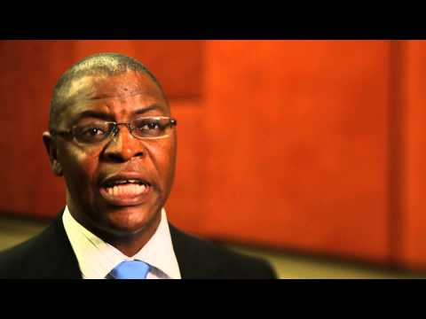 Welshman Ncube -Minister  of Industry and Commerce Zimbabwe - Tripartite Summit 2011