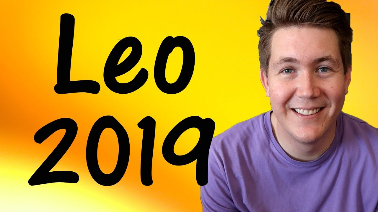Leo 2019 Horoscope Month by Month
