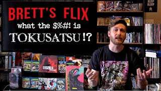 What the  #$%& is Tokusatsu!? Brett's Flix