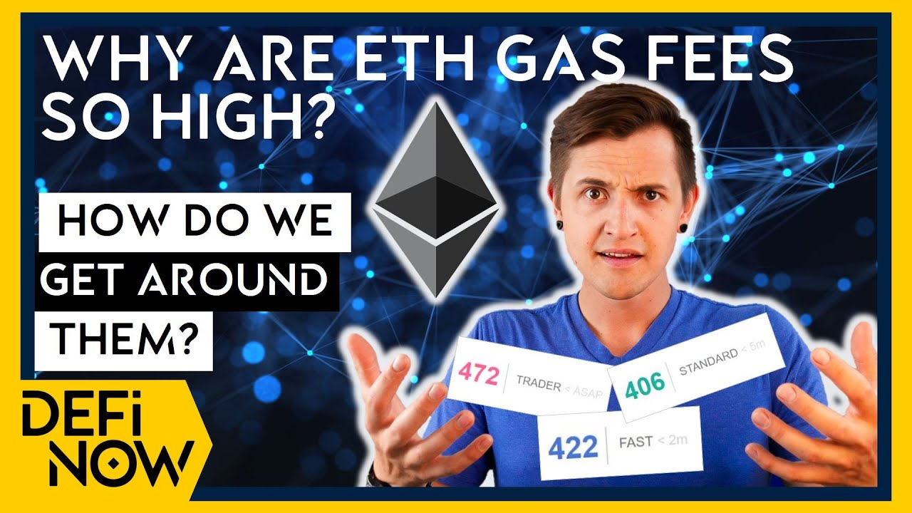 WHY are ETHEREUM Fees SO HIGH? ETH GAS Explained | DeFi NOW