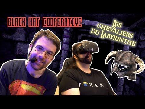Les Chevaliers du Labyrinthe ! - Black Hat Cooperative