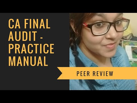Chapter 21 - Peer Review