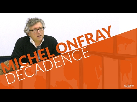 Michel Onfray : D�nce | Conférence à l'ILERI