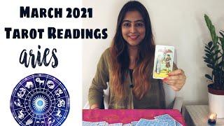 मेष राशि (Mesh Rashi)| ARIES | Rashifal Predictions for MARCH 2021 | Rinky Punjabi