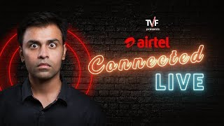 TVF's Connected Live with Jeetu 24X3 | FINALE WITH FRIENDS