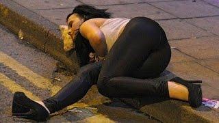 New York'ta Kadına Taciz