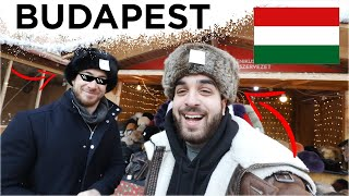 Buying The BEST hat EVER Created - Budapest Travel Vlog