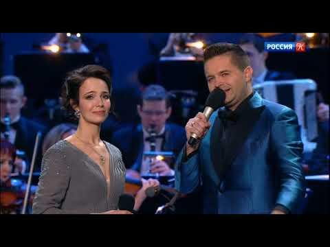 Валерия Ланская и Сергей Волчков