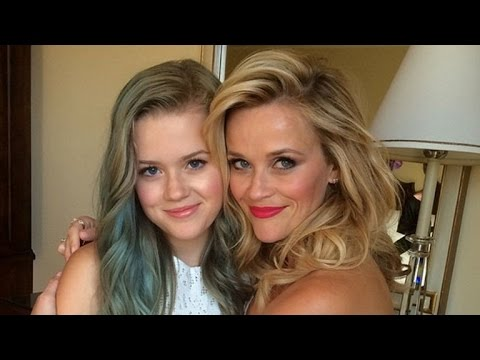 Double Take! Reese Witherspoon and Daughter Ava Phillippe Look Nearly Identical