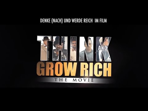 Think and Grow Rich YouTube Hörbuch Trailer auf Deutsch