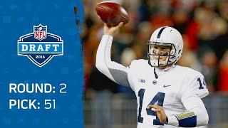 Christian Hackenberg (QB) | Pick 51: New York Jets | 2016 NFL Draft