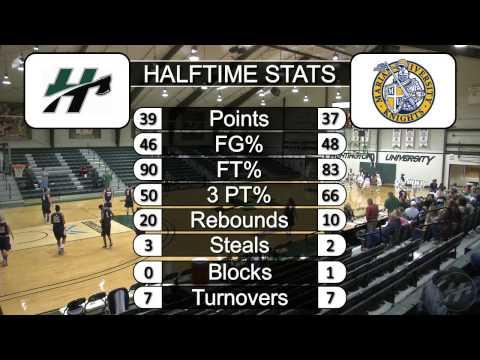 HU Women's Basketball vs. Marian University