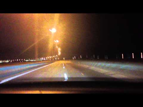 night ride in acura rdx with frends (top speed)