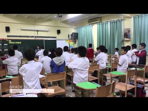 Claret School of Quezon City Promotional Video - Batch Novus