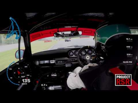 1973 Porsche 911 RSR Onboard at Spa-Francorchamps (CSCC 2017)