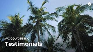 Testimonials | Woodworking