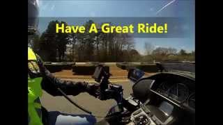 2012 Goldwing GL1800 Ride to Van Wyck, SC