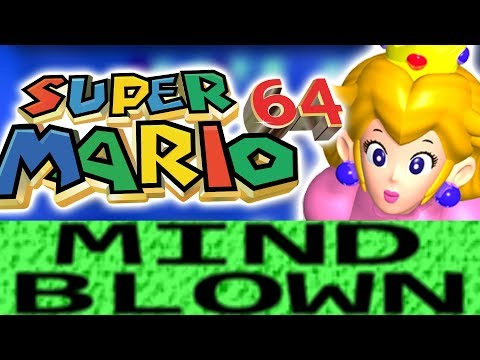 How Super Mario 64 is Mind Blowing!