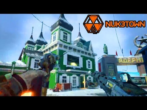 OFFICIAL NUKETOWN GAMEPLAY TRAILER - EASTER EGGS AND NUKE LAUNCH CONFIRMED! (Black Ops 4)