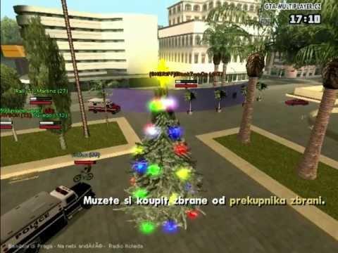 GTA-MULTIPLAYER.CZ - Vianočný stromček