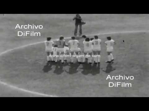 DiFilm - Platense vs Newell's Old Boys - Primer Tiempo Metropolitano 1977