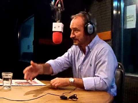 Tito Meixner fue entrevistado en Radio Sudamericana