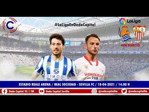 Real Sociedad vs Sevilla FC en directo (Audio Radio)