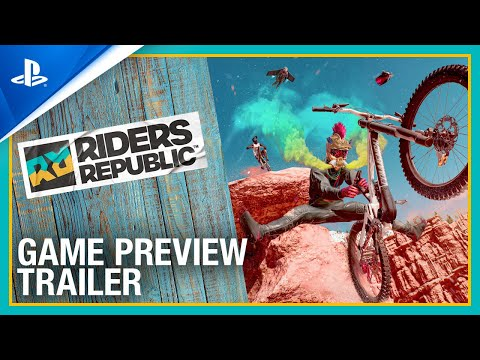 Riders Republic - Game Preview Trailer | PS4