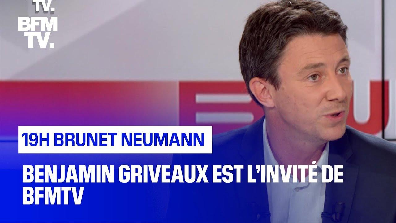 Benjamin Griveaux est l'invité de BFMTV