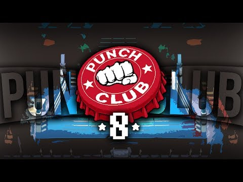 Turbo trening z LIVE'a :O | Punch Club [#8][2/2]