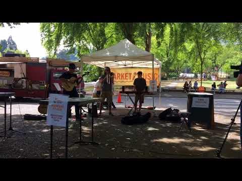 Portland Street Farmers Market Jazzy Soul Jam: Joseph Matveyenko