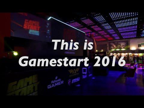 Elicia Lee - Starting Gamestart