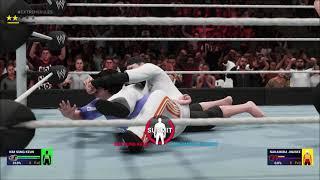 [케인 도네용] WWE 2K19 - 투수의 어깨는 쓰면…