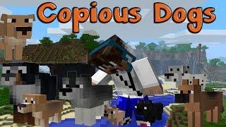 Minecraft Mod 1.6.4|Copiuos Dog