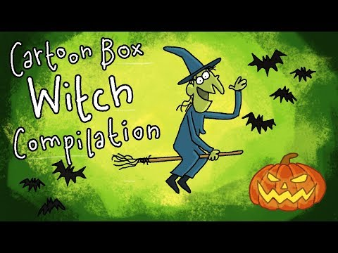 Cartoon Box WITCH Compilation | The BEST Of Cartoon Box | By Frame ORDER