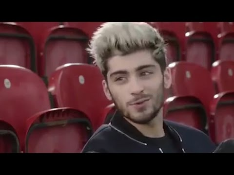 Zayn Malik Says He NEVER Wanted To Be In One Direction in FIRST On Camera Solo Interview