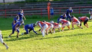 5. Kolo DLS: Novi Sad Wild Dogs - Kikinda Mammoths 2. Poluvreme