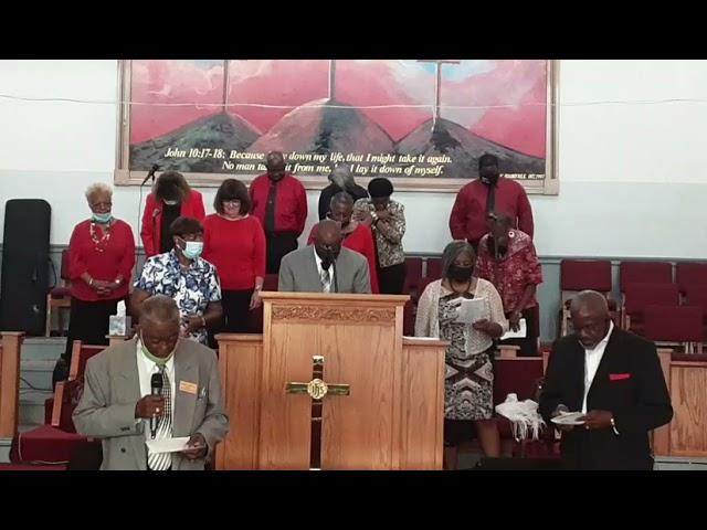 August 29th 2021 Jerriel Missionary Baptist Church Sunday Worship 10:30am